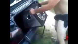 как правильно устанавливать буфер в машину