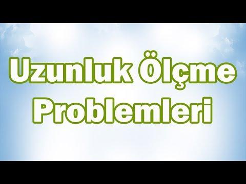 UZUNLUK ÖLÇME PROBLEMLERİ   5. Sınıf...