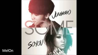 Repeat youtube video SoYou X Jung Gi Go (소유, 정기고) - 썸 (Some) (Feat. 릴보이 Of 긱스) [Digital Single]