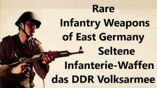 Rare Weapons of East Germany  - Seltene Waffen der DDR ( re-due )