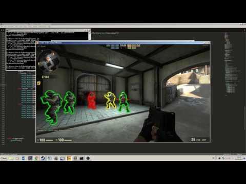python glow hack testing