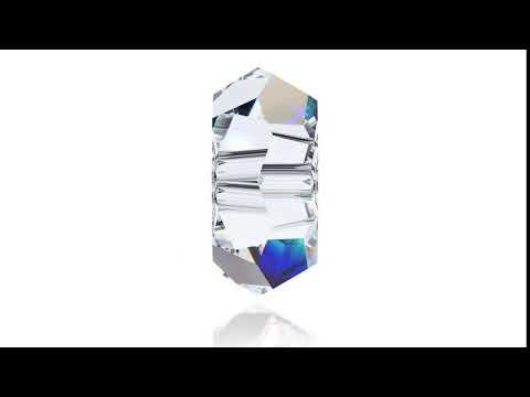 5308 Swarovski Crystal Beads Rondelle Spacer - Bluestreak Crystals