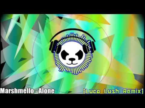 Marshmello - Alone (Luca Lush Remix) [Panda Radio Release]