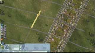 Sim City 4 : Rush Hour - Hard - Game 1 - Part 1