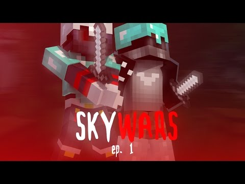 """6+ LOSSES?!"" Let's Play Minecraft Skywars #1 (Play.Hypixel.net)"
