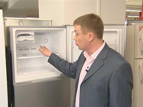 Автоматическая разморозка холодильника