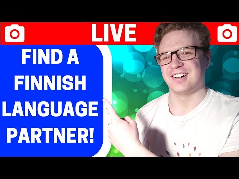 Learn Finnish - 5 Reason's Why A Practice Partner Is A Must