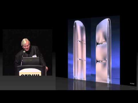 """CTBUH 10th Annual Awards - Adrian Smith, """"40 Years of Designing the Supertall"""""""