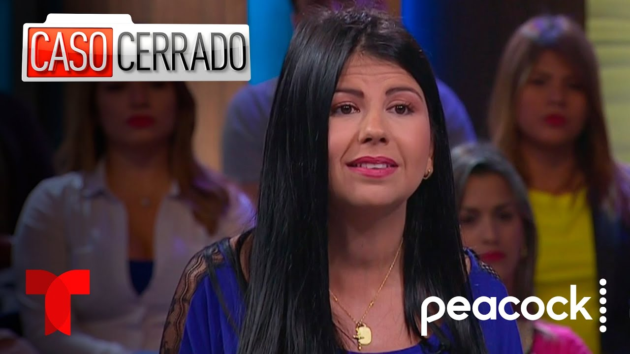 He makes a sex roulette with our father's inheritance! 🆘💰😤   Caso Cerrado   Telemundo