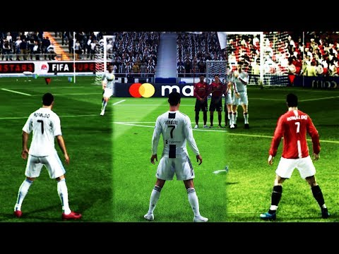 Free Kicks From FIFA 94 to 19 thumbnail