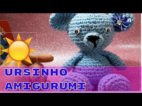 Amigurumi Crochet T-Rex Dinosaur Tutorial - YouTube | 360x480