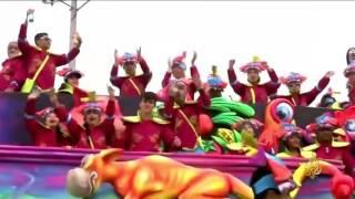 كولومبيا تحتفل بيوم التنوع الثقافي والقومي
