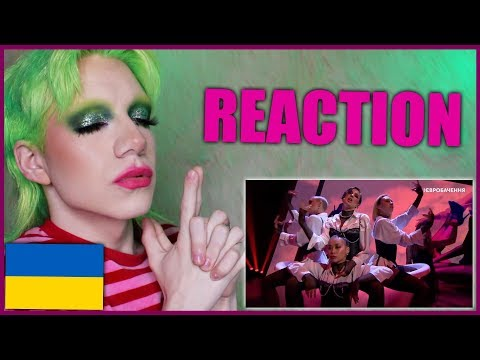 Maruv - Siren Song - Ukraine In Eurovision 2019 REACTION