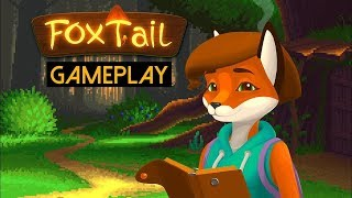 FoxTail - Pixel Art & Great Story - a Fox