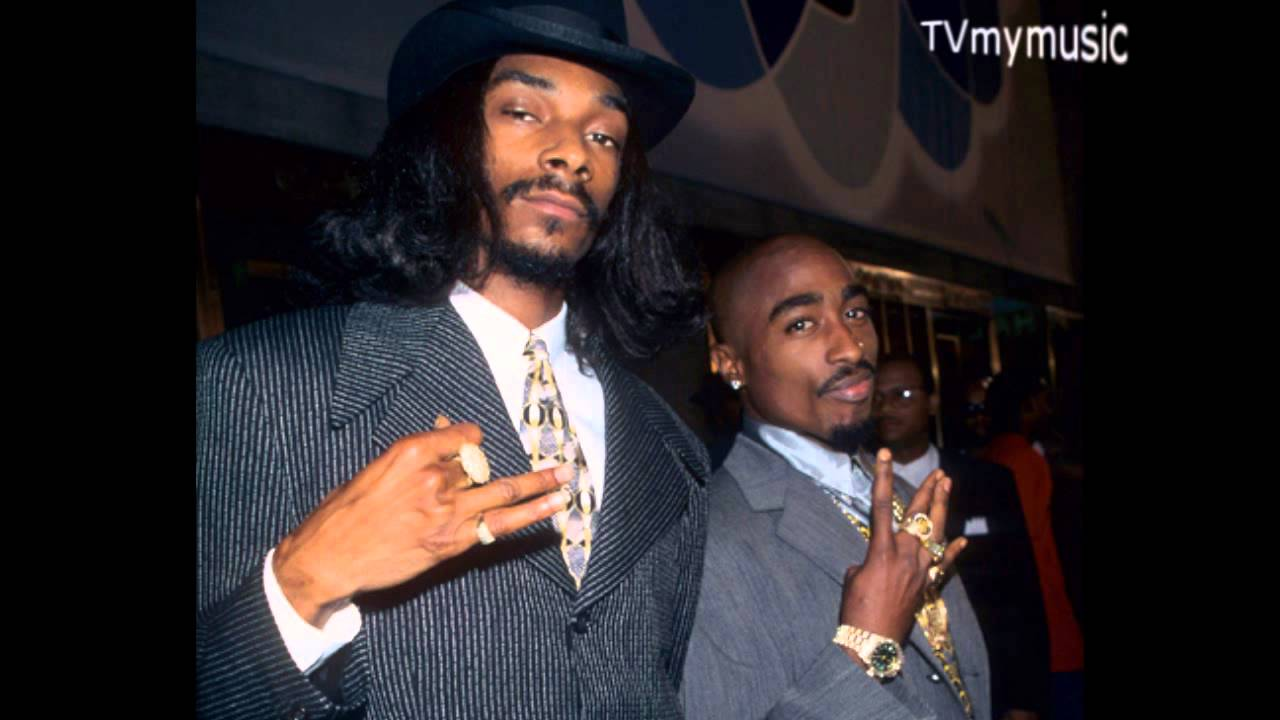 2pac And Snoop Dogg
