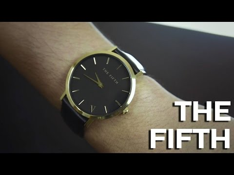 Broadway Watch by The Fifth (The 5th) - Unboxing En Español