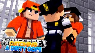 Minecraft Adventure - ROPO & JACK CATCH THE DIRTY COP!!!