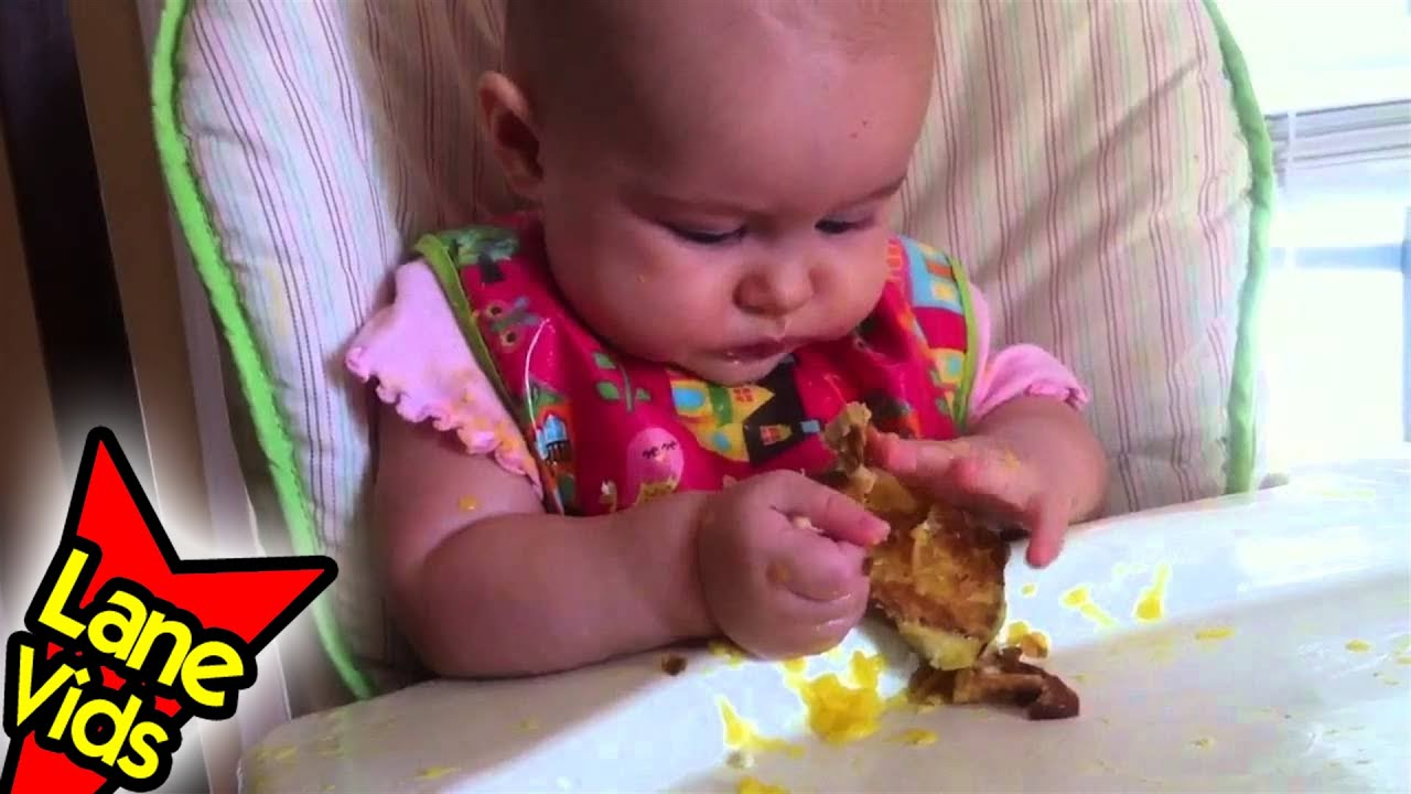 Baby led weaning 6 months eggs