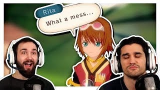 【 Tales of Vesperia : DEFINITIVE EDITION 】 *BLIND Multiplayer* Gameplay Walkthrough Part 50