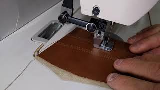 Techsew 2135 Industrial Sewing Machine - Sample TO 3/4