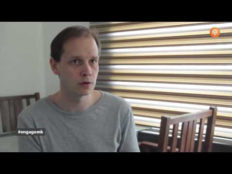 Peter Sunde Interview for Radio MOF