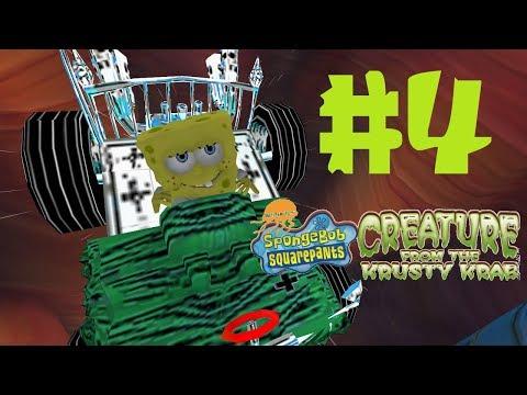 SpongeBob Creature From The Krusty Krab - Level 4 (Alaskan Belly Trouble) (1080p)