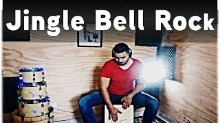 Laura Marano - Jingle Bell Rock - CAJON COVER