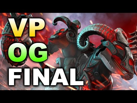 VP vs OG - GRAND FINAL - THE SUMMIT 6 DOTA 2