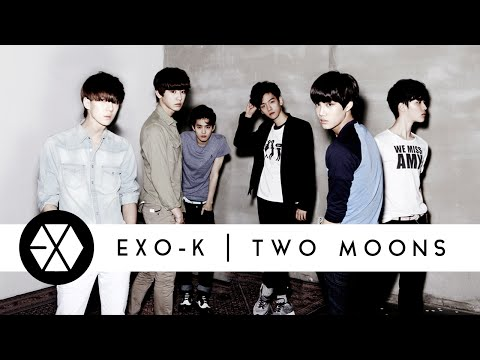 EXO-K - Two Moons [Audio]