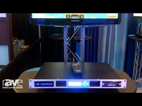 InfoComm 2015: Leightronix Shows LuxeVision IP TV Solution