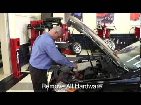 Drive Through the Hunter Quick Check Vehicle Inspection System