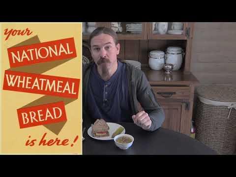 British Ration Week Episode 4: The National Loaf
