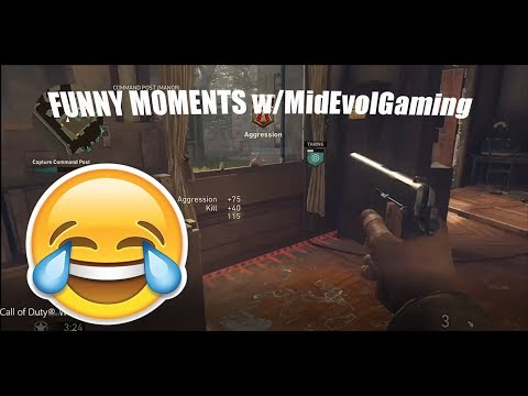 FUNNY MOMENTS w/MidEvolGaMing ft. MidEvolGaMing MadMen
