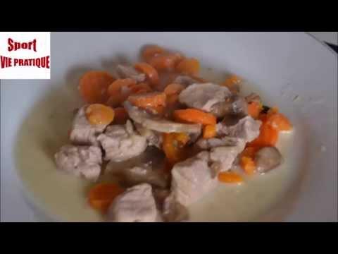recette-cookeo-:blanquette-de-sauté-de-porc