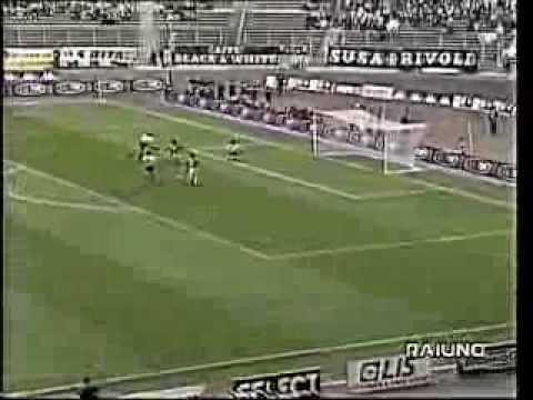 1998/99, Serie A, Juventus - Cagliari 1-0 (02)