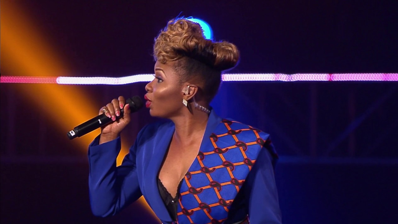 Download Yemi Alade wins MTV Africa Music Award for Best Female