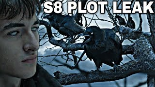 CRAZY! Game of Thrones Season 8 Plot Leak! - Game of Thrones Season 8 thumbnail