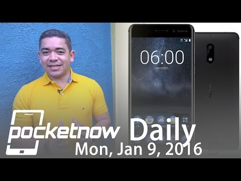 Nokia 6 thoughts, Ten years of iPhone 7 more - Pocketnow Daily