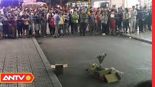 Hà Nội: Điều tra bé sơ sinh rơi từ tầng cao chung cư xuống đất | ANTV