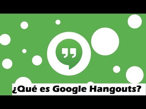 Que Es Google Hangouts, Definicion Y Noticias
