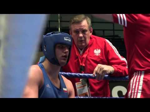Kamil Mroczkowski (POL) vs Daniel Dubois (GBR)