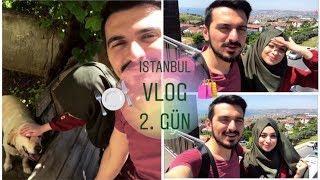 VLOG | İSTANBUL'DA 2. GÜNÜMÜZ - ALIŞVERİŞ - DOSTLARLA BULUŞMA - ANKARA'YA DÖNÜŞ | #herşeyaşkla