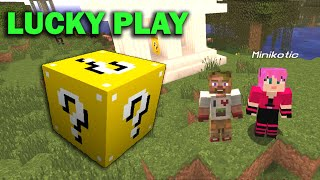 ч.02 Опасные битвы в Minecraft - Босс лживая руда