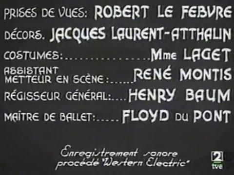 Buster Keaton Le Roi des Champs Elysees 1934