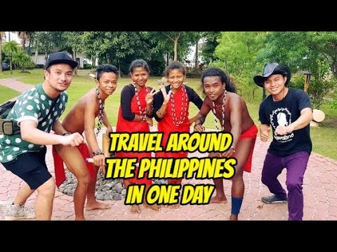 Your Pinoy tour guide at Nayong Pilipino