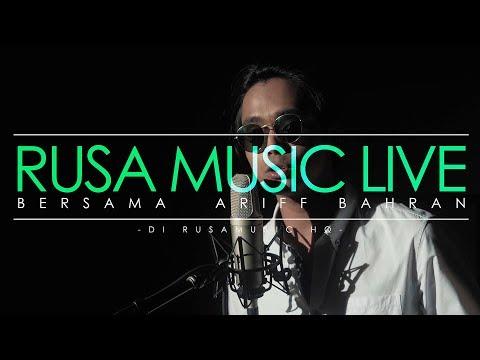 Ariff Bahran - Kata Akhirmu (Acoustic) [Rusa Music Live]