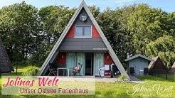 Unser Ostsee Ferienhaus in Damp - Roomtour
