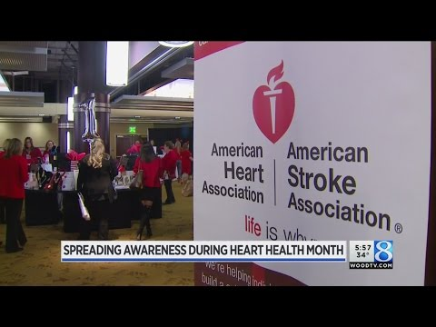 Event spreads awareness during Hearth Health Month