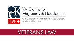 Migraines & Headaches at the VA