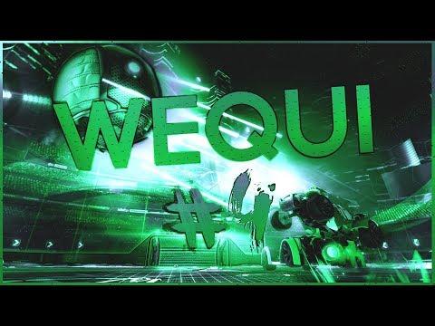 Rocket League - WeQui #4 - LA TECHNIQUE ULTIME !